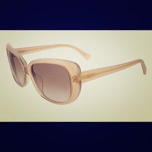 Valentino sunglasses beige rectangular V644S 264